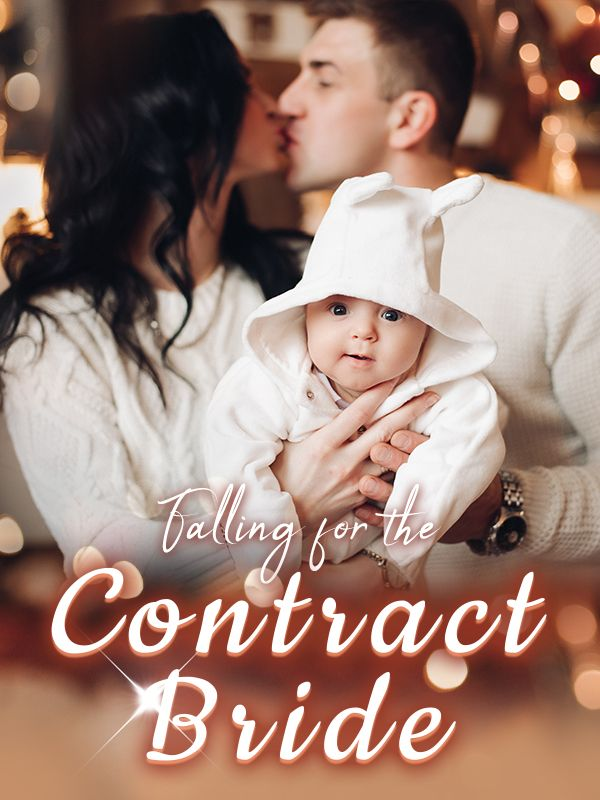 Falling for the Contract Bride's Book Image