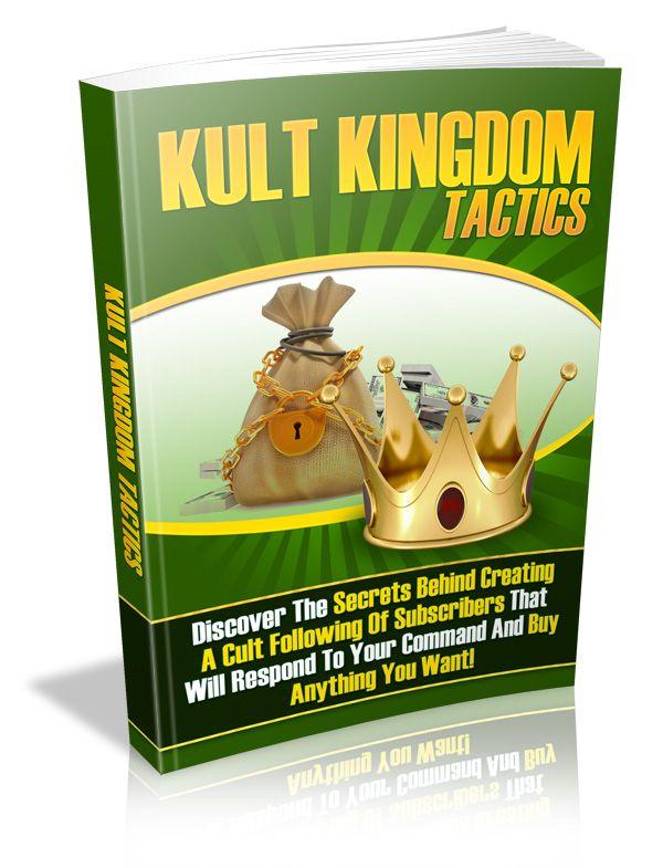 Kult Kingdom Tactics's Book Image