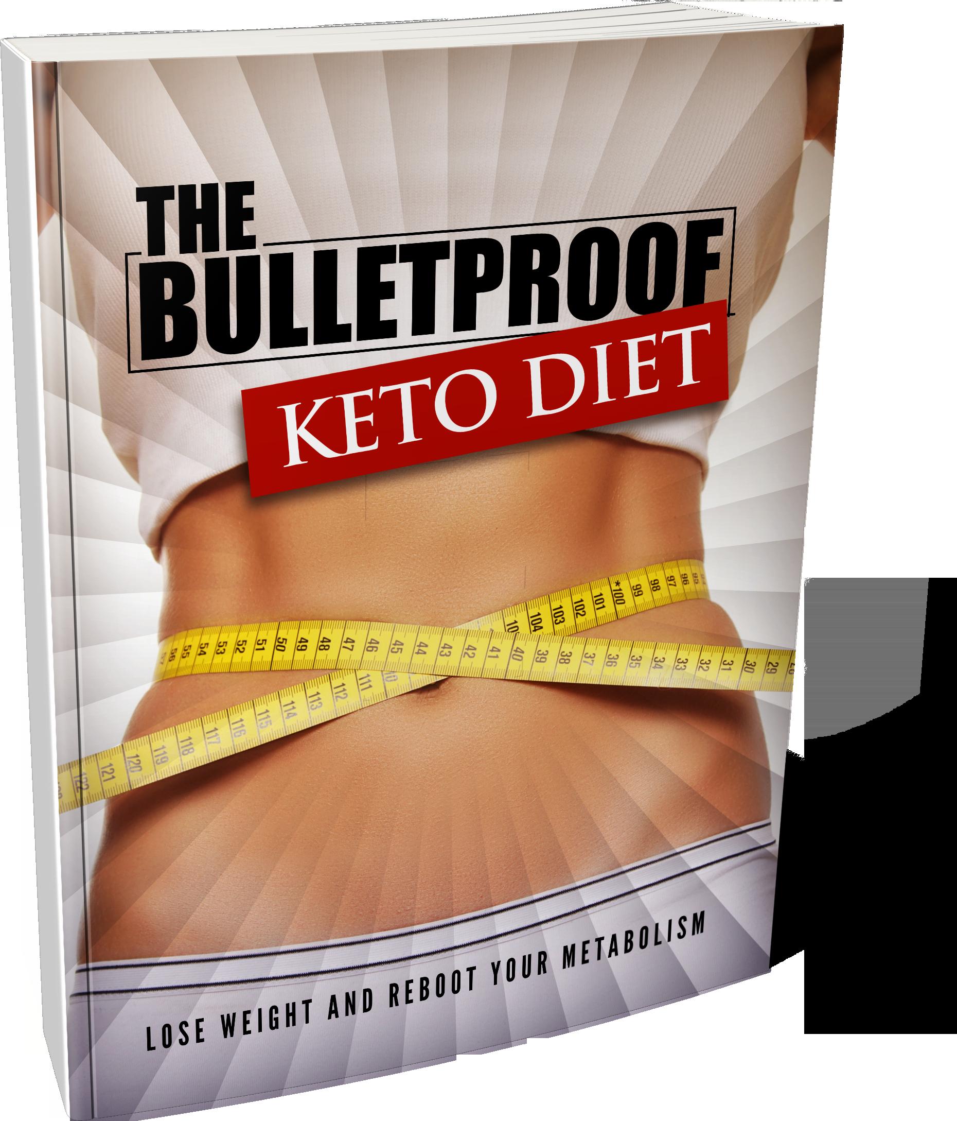 The Bulletproof Keto Diet (Lose Weight And Reboot Your Metabolism) Ebook's Ebook Image