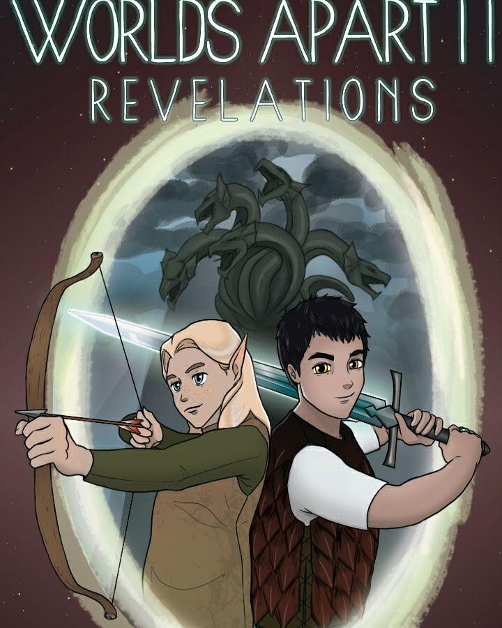 Worlds Apart II: Revelations's Book Image