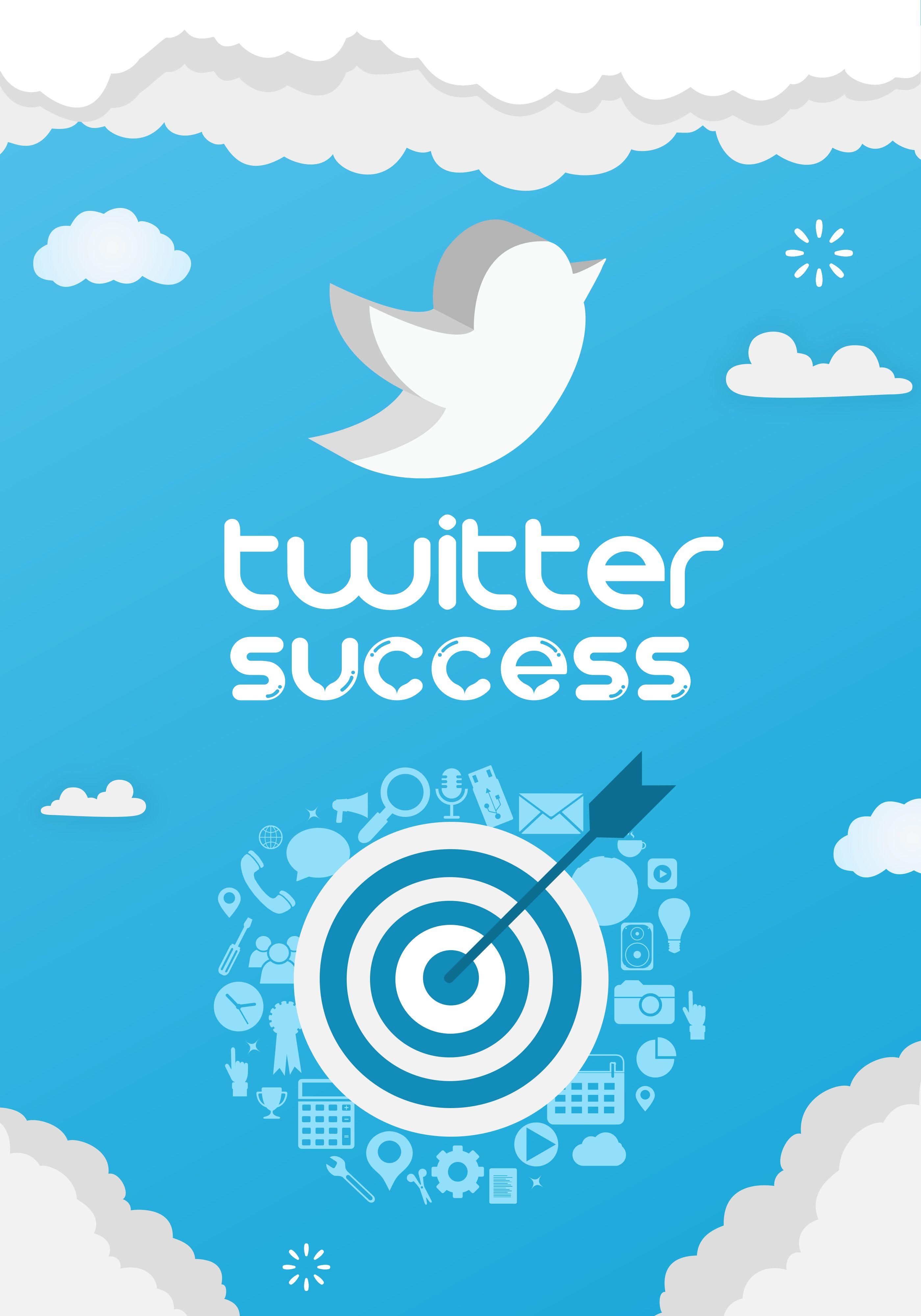 Twitter Success eBook's Book Image