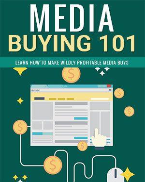 Media buying 101's Book Image