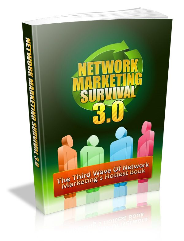 Network marketing survival's Book Image