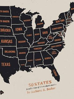 50 States: A collection of short short stories's Book Image