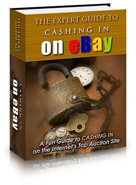 The Expert Guide to Cashing in on eBay's Ebook Image