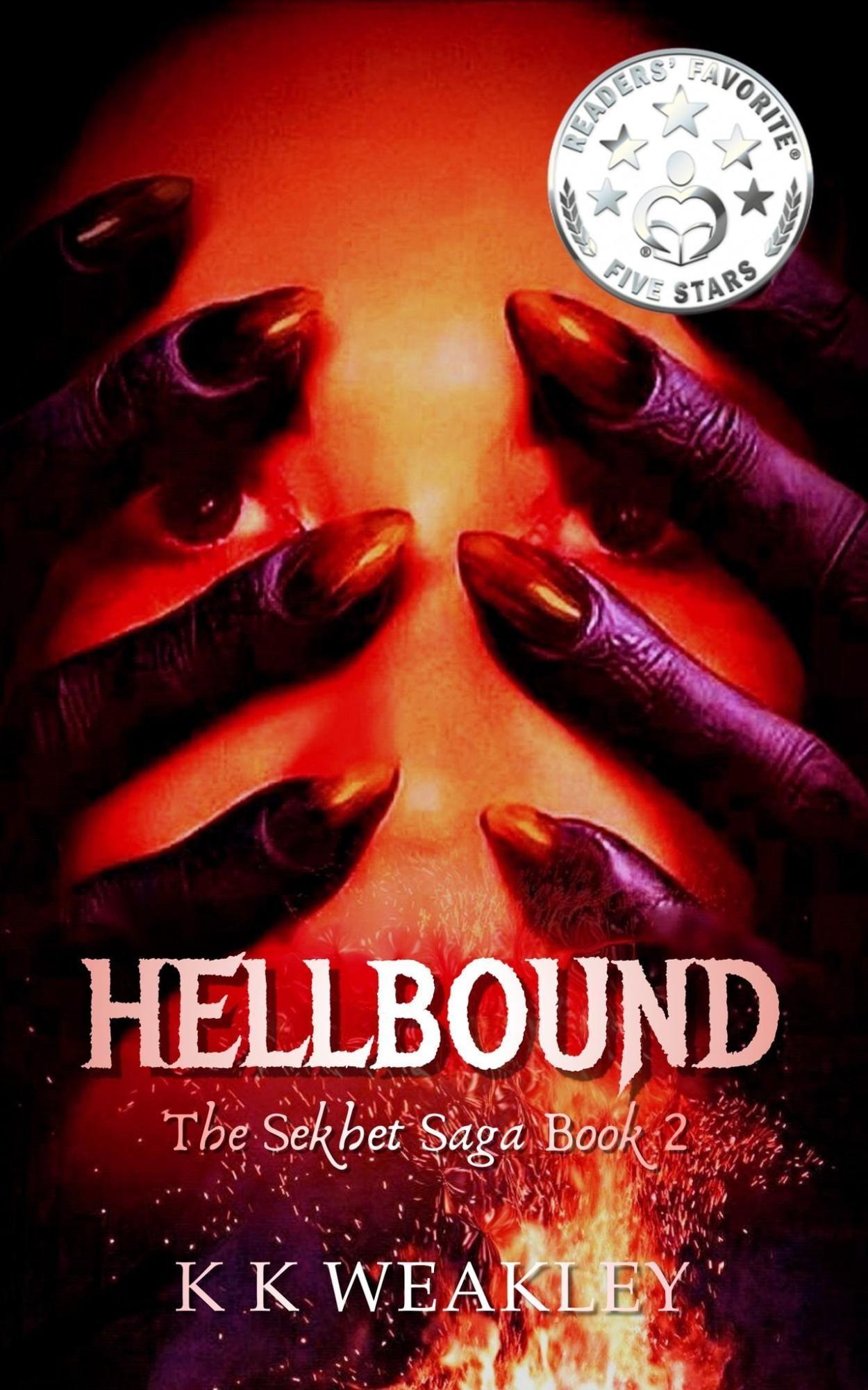 HELLBOUND BOOK 2 - SEKHET SAGA's Ebook Image