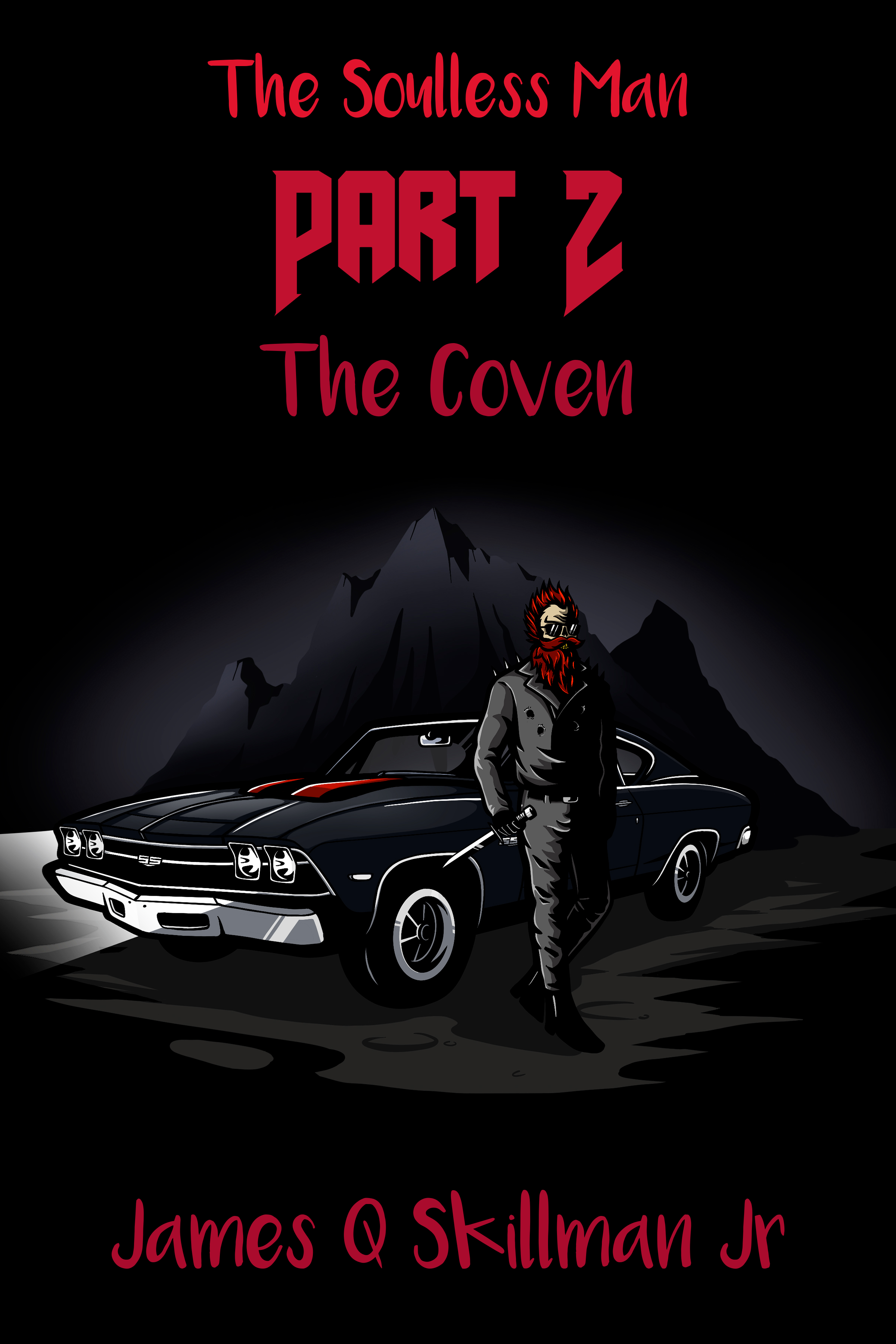 The Soulless Man part 2 The coven's Book Image