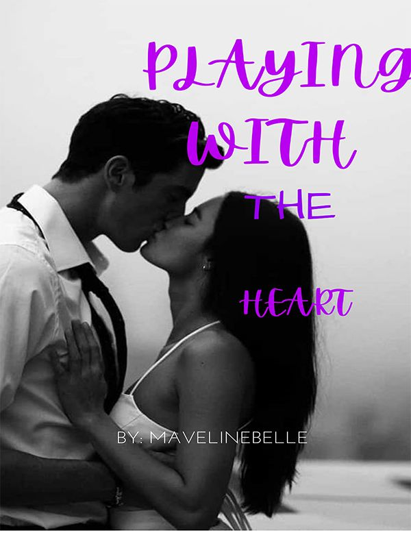 Playing With The Heart's Book Image