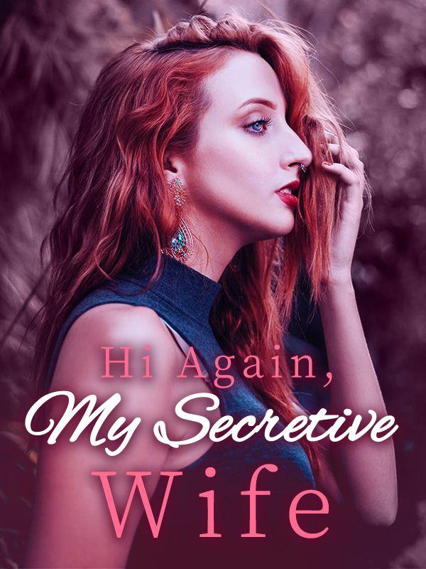 Hi Again, My Secretive Wife's Book Image