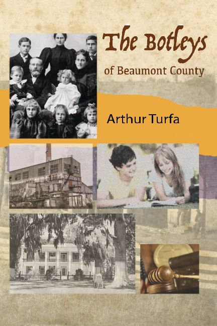 The Botleys of Beaumont County's Book Image