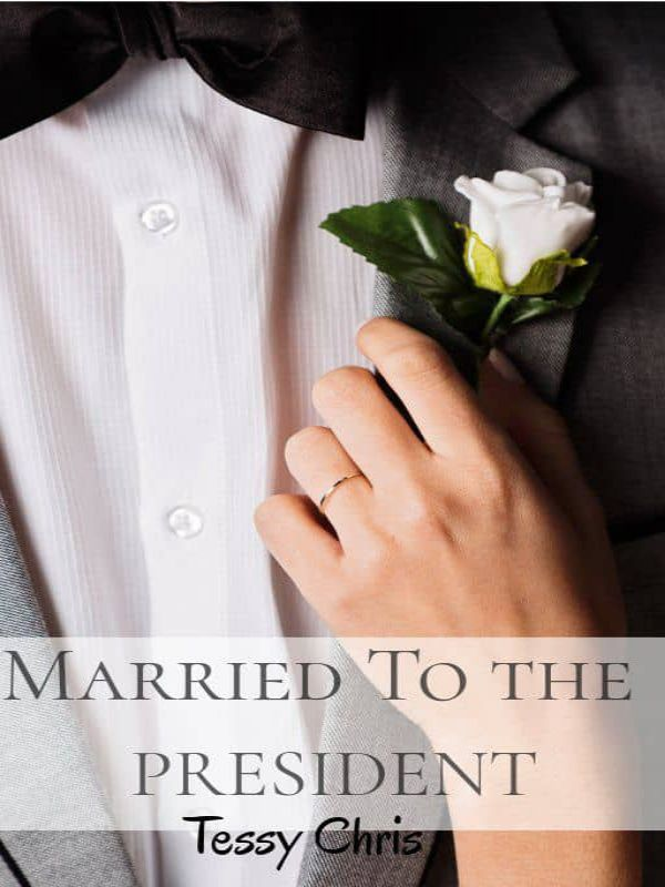 Married To The President's Book Image