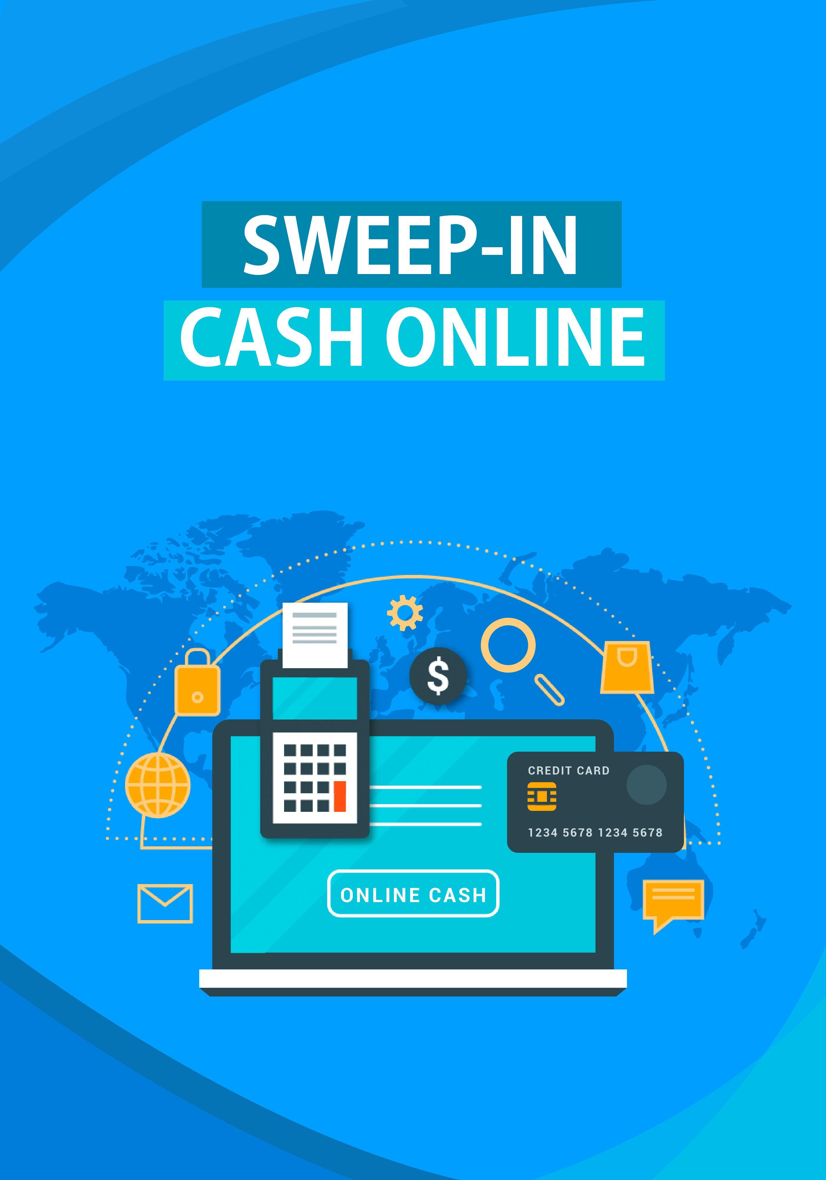 Sweep-In Cash Online's Book Image