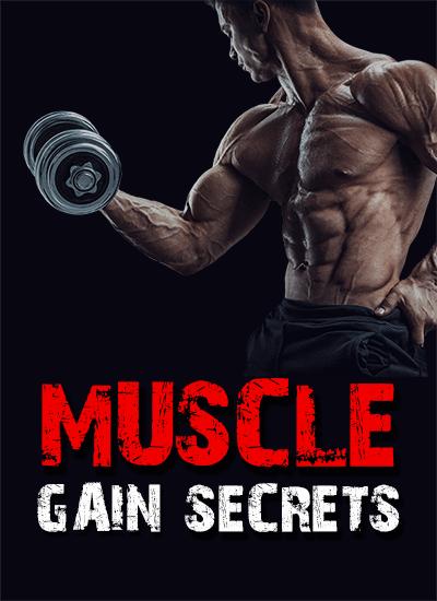 Muscle Gain Secrets Ebook's Ebook Image