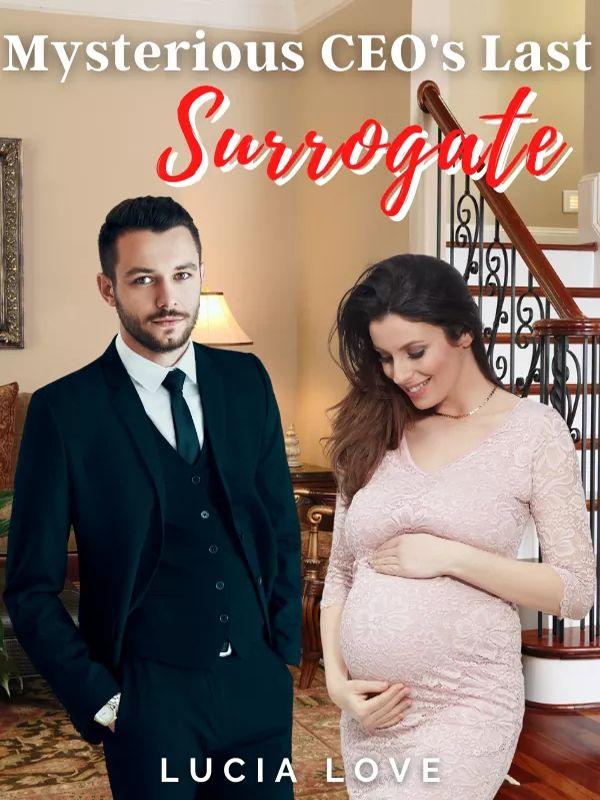 Mysterious CEO's Last Surrogate's Book Image