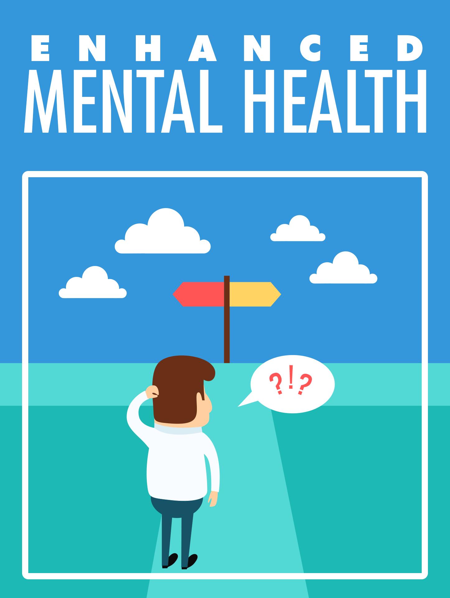 Enhanced Mental Health Ebook's Ebook Image