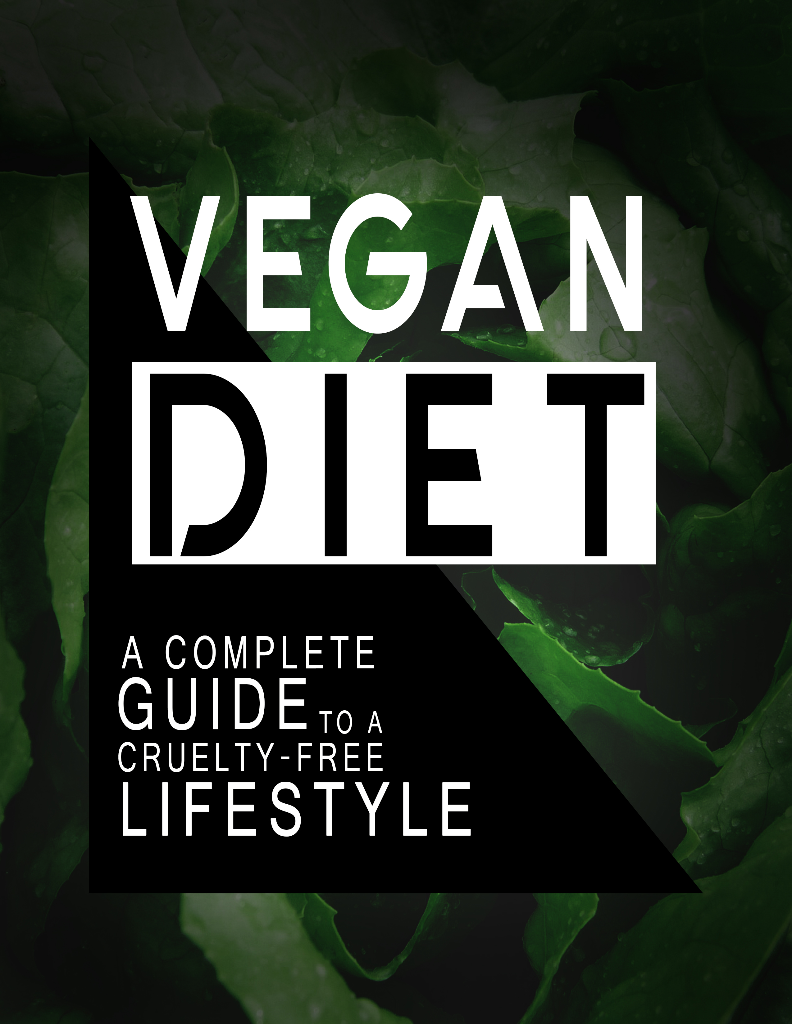 Vegan Diet (A Complete Guide to a Cruelty-Free Lifestyle) Ebook's Ebook Image