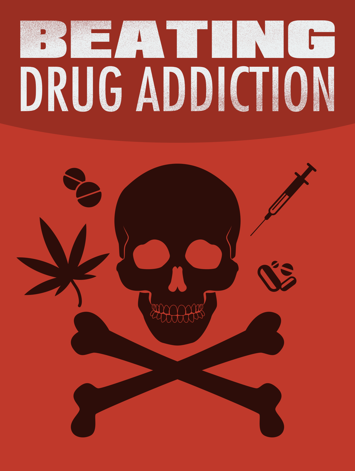 Beating Drug Addiction Ebook's Ebook Image