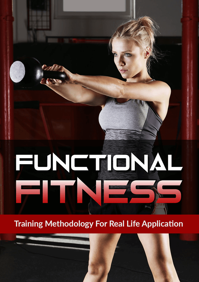 Functional Fitness (Training Methodology For Real Life Application) Ebook's Ebook Image