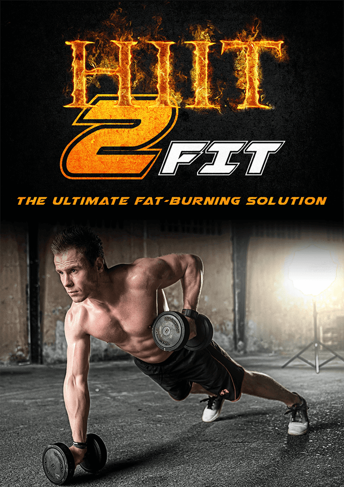 HIIT 2 FIT (The Utimate Fat-Burning Solution) Ebook's Ebook Image
