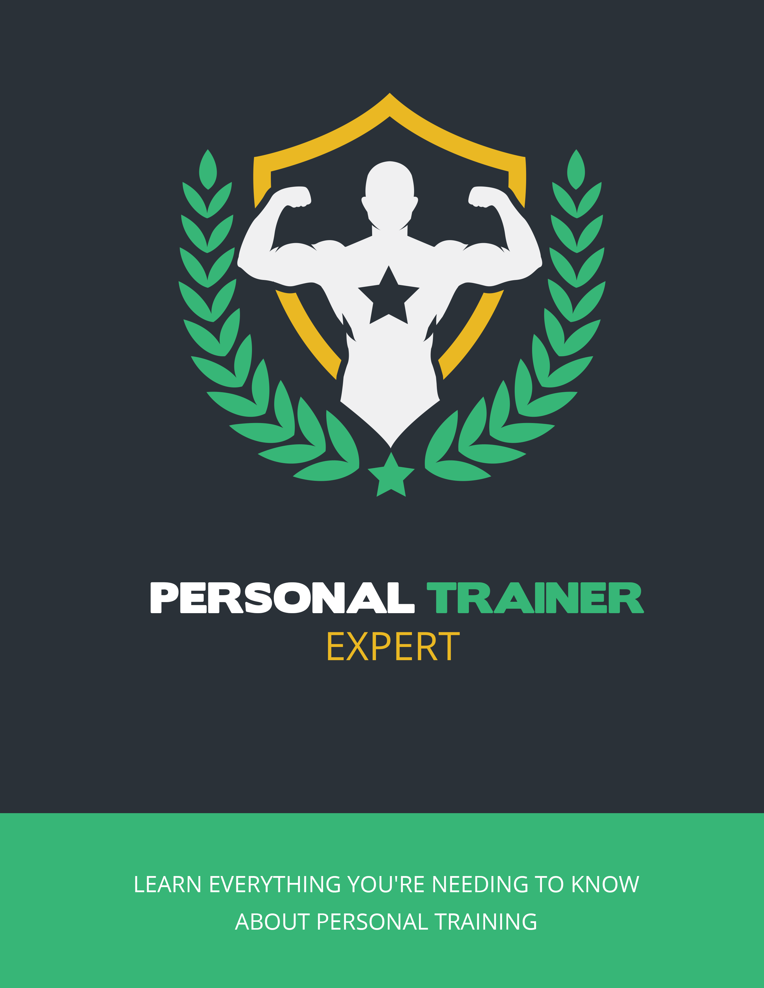 Personal Trainer Expert (Learn Everything You're Needing To Know About Personal Training) Ebook's Ebook Image