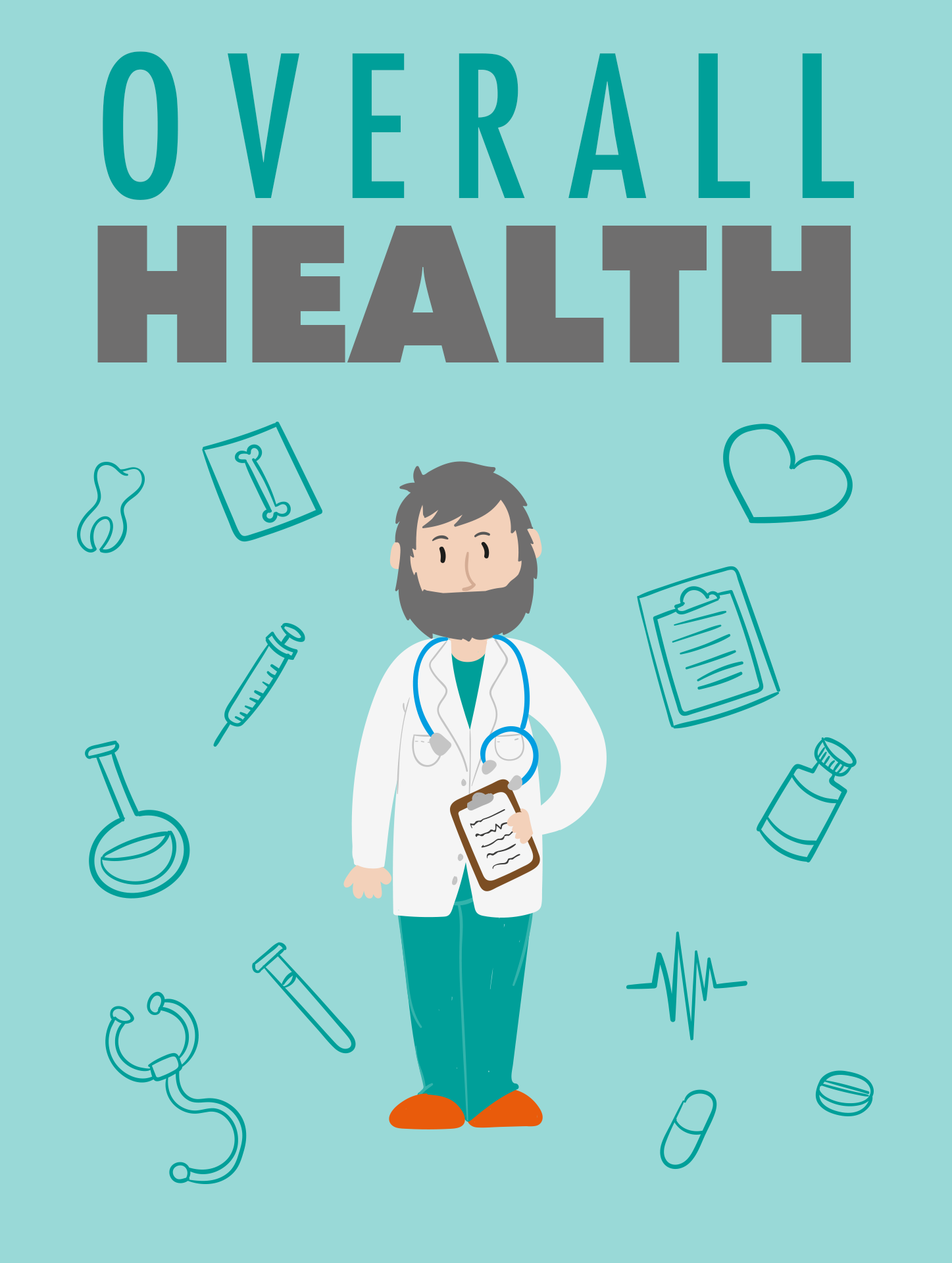 Overall Health Ebook's Ebook Image