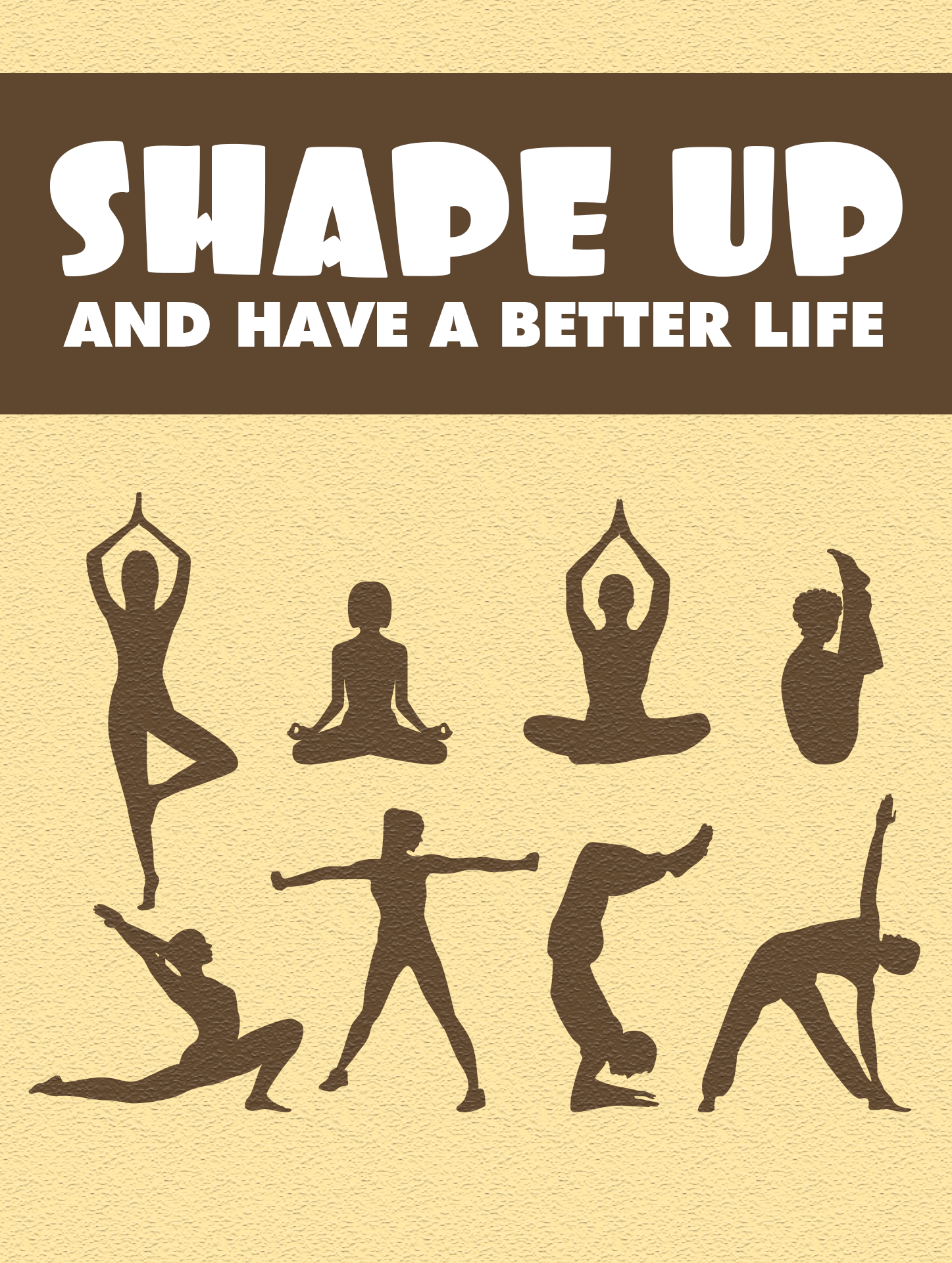 Shape Up And Have A Better Life Ebook's Ebook Image