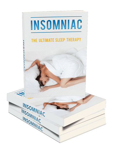 Insomniac (The Ultimate Sleep Therapy) Ebook's Book Image
