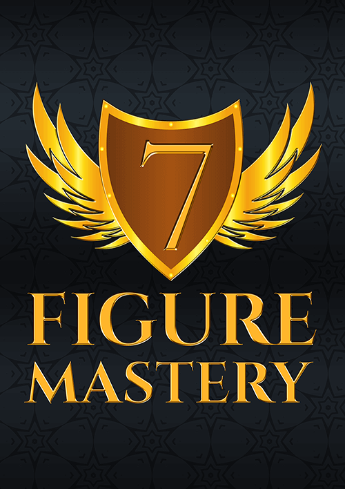 7 Figure Mastery Ebook's Ebook Image