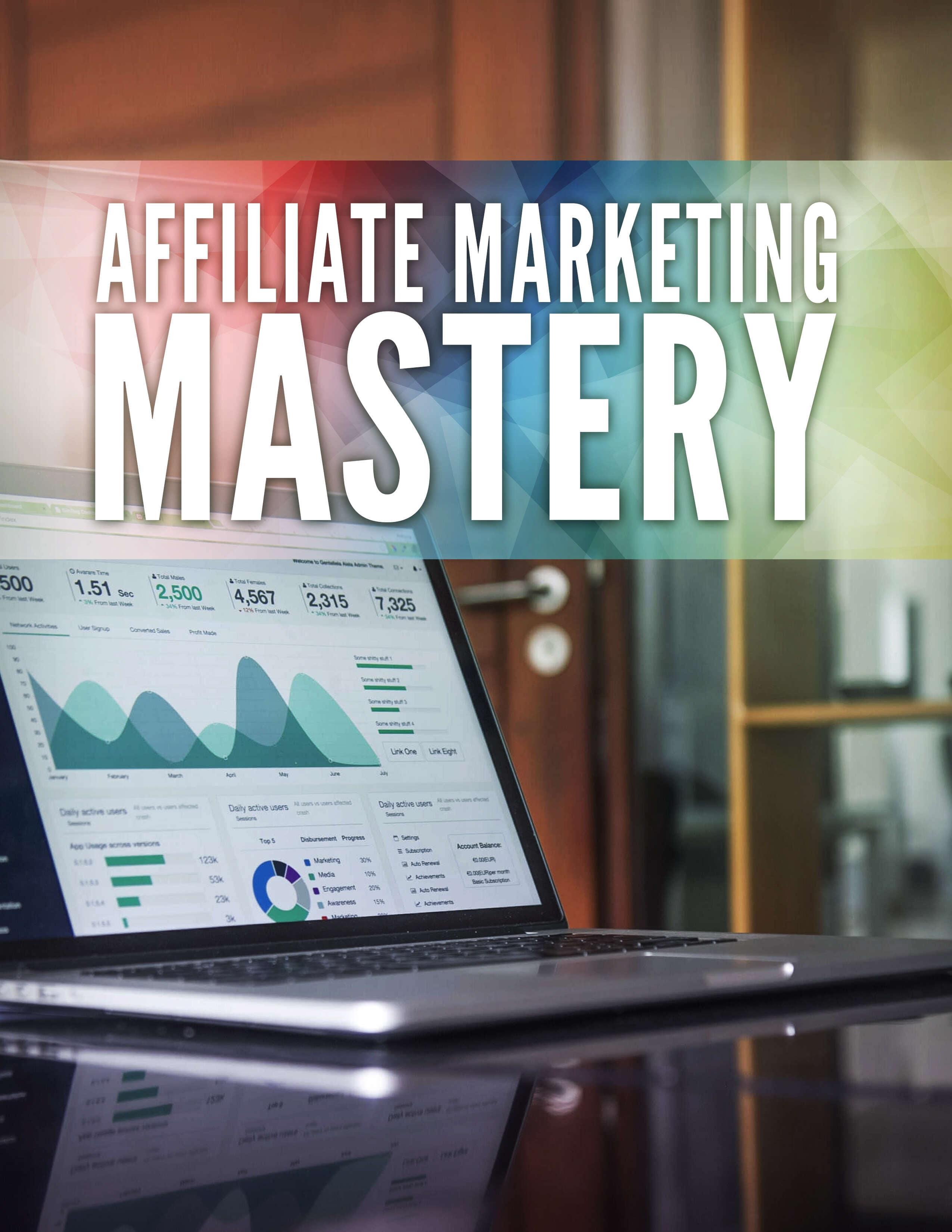 Affiliate Marketing Mastery Ebook's Ebook Image