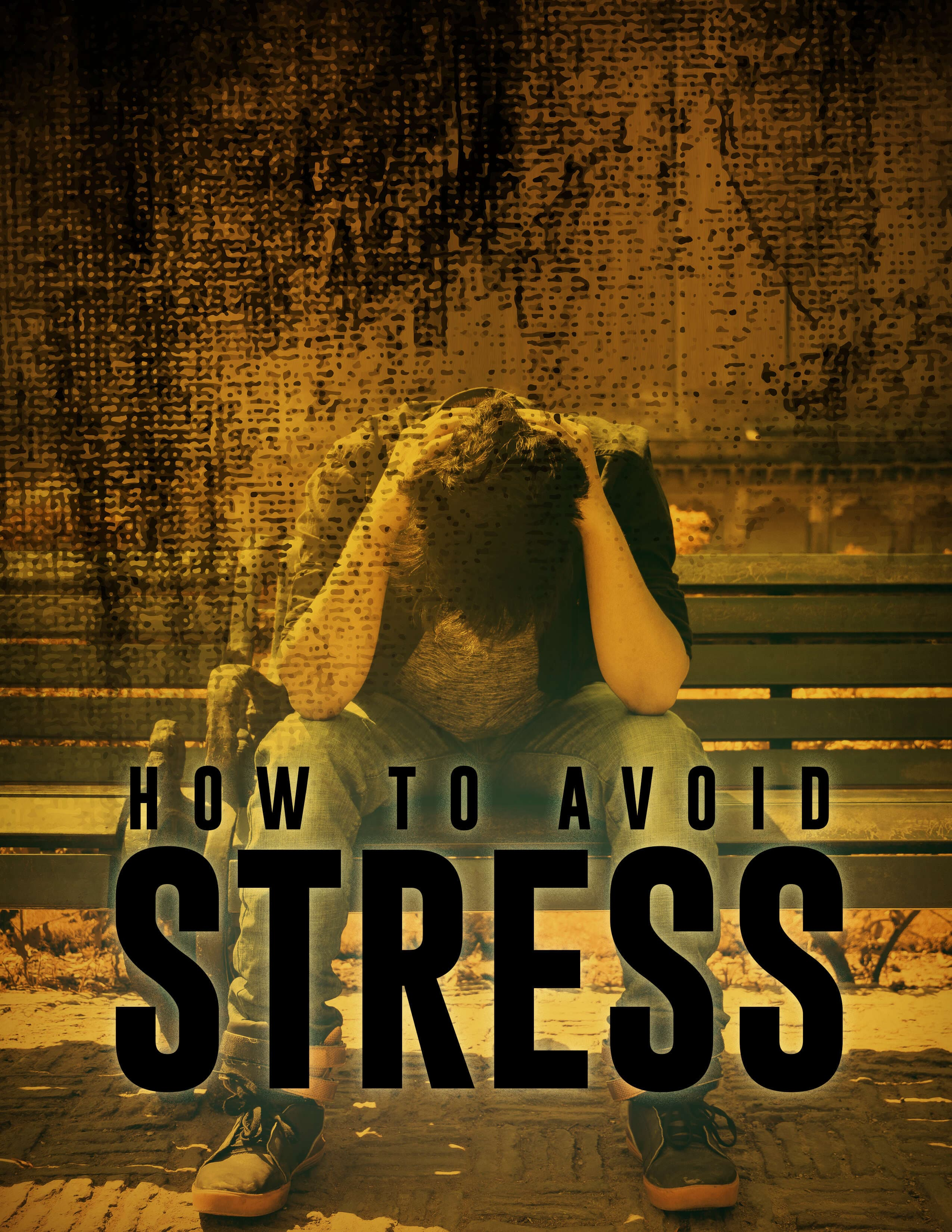 How To Avoid Stress Ebook's Ebook Image