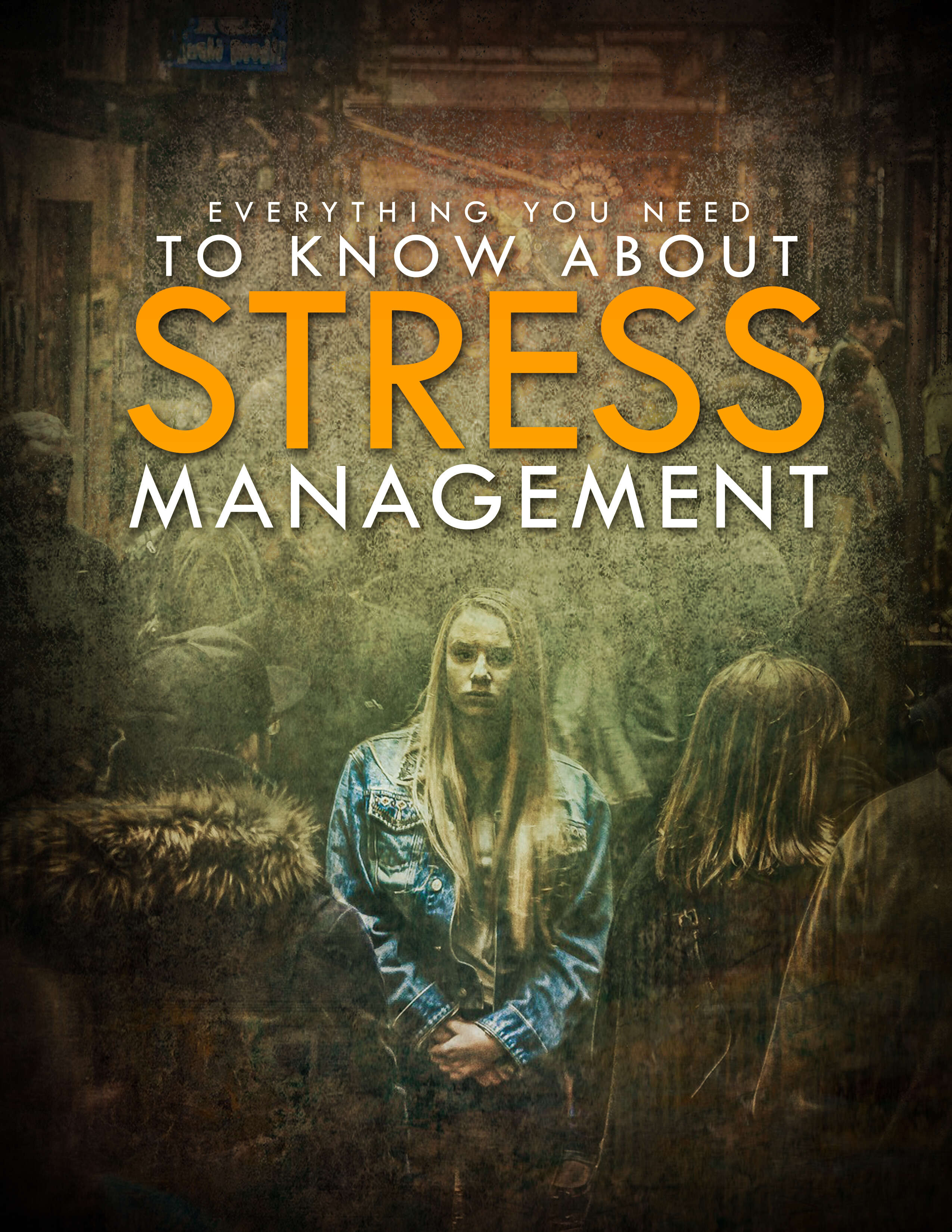 Everything You Need To Know About Stress Management Ebook's Ebook Image
