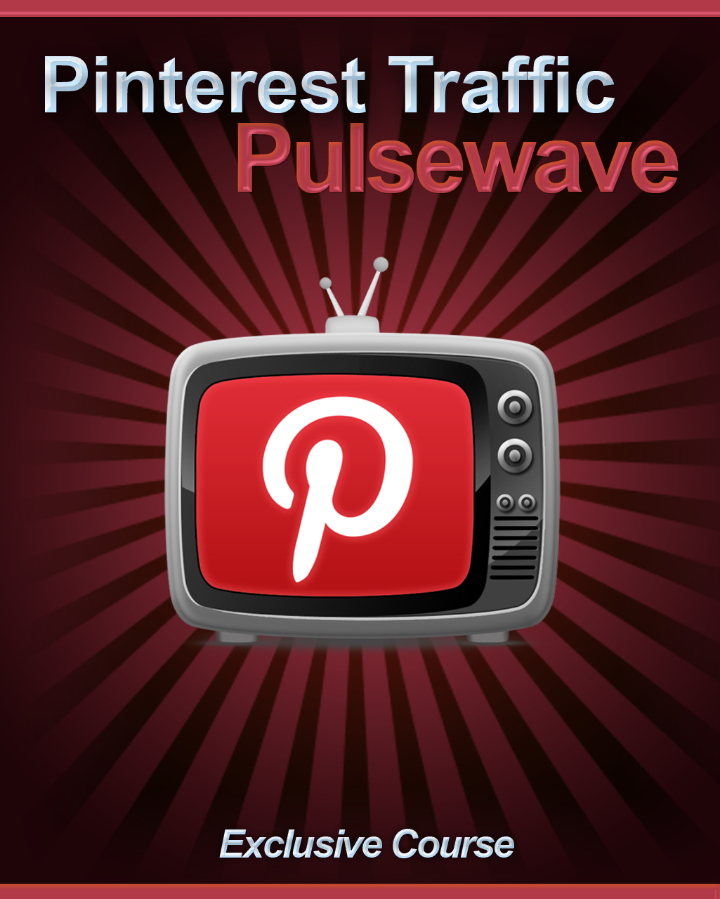 Pinterest Traffic Pulsewave Ebook's Ebook Image