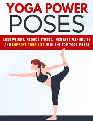 Yoga Power Poses Ebook's Ebook Image
