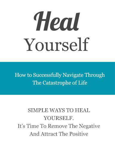 Heal Yourself (How To Successfully Navigate Through The Catastrophe Of Life) Ebook's Ebook Image