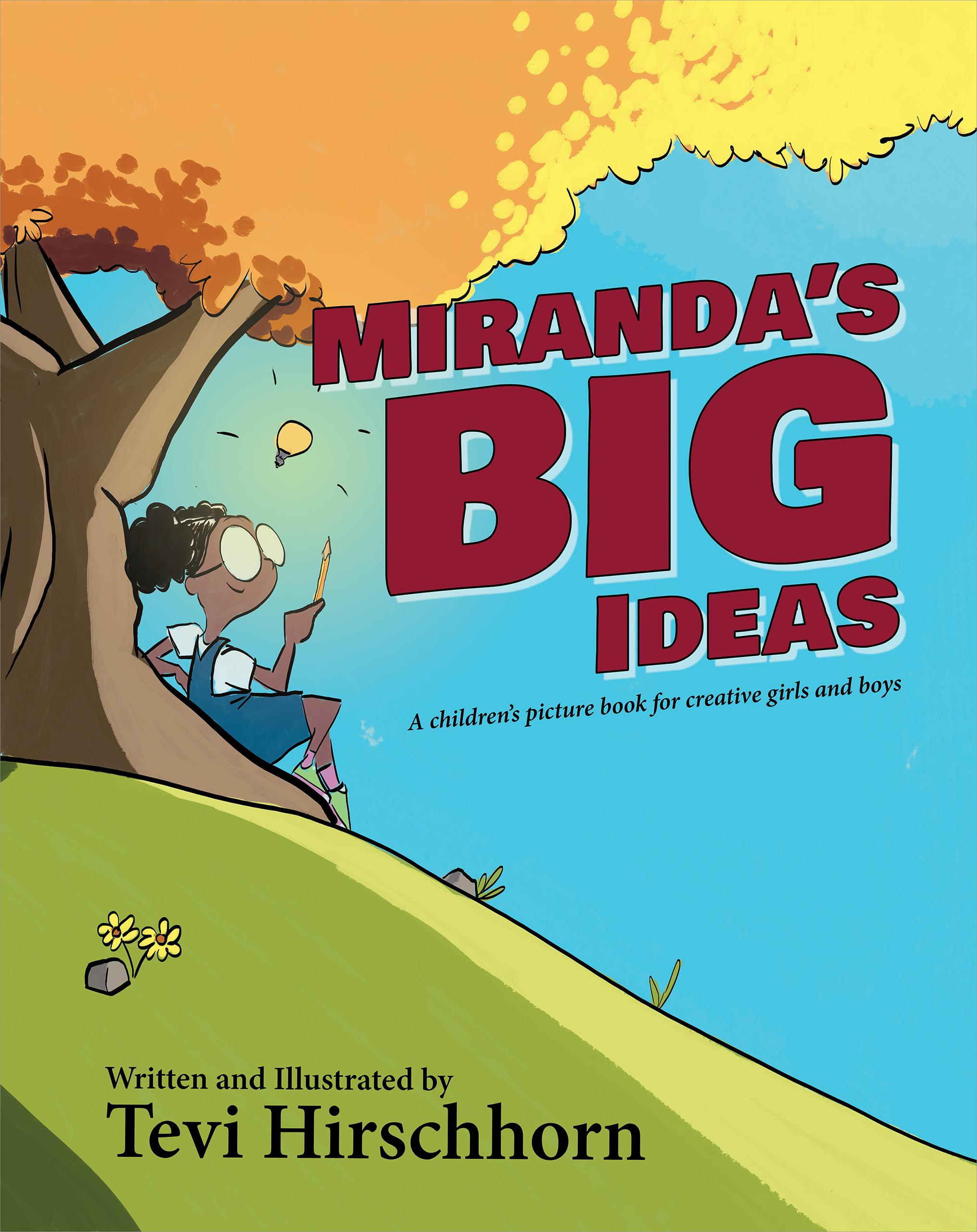 Miranda's Big Ideas's Book Image