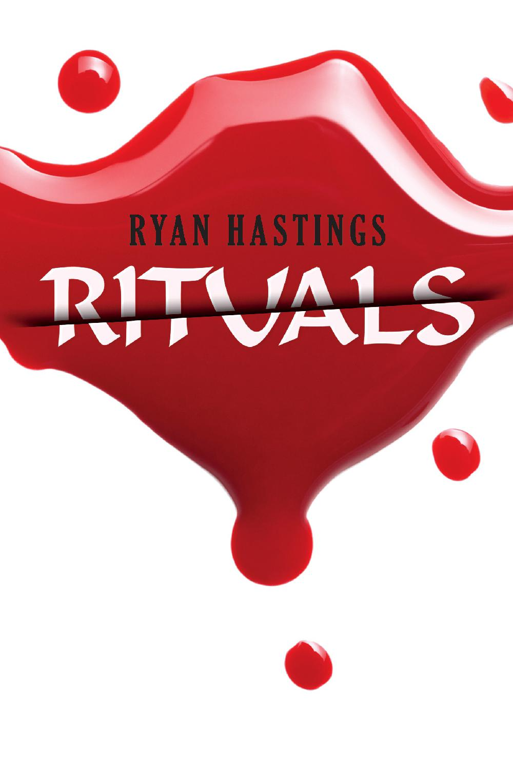 Rituals by Ryan Hastings's Book Image