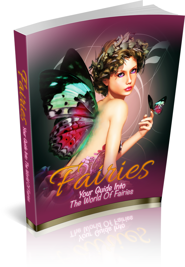 Fairies (Your Guide Into The World Of Fairies) Ebook's Book Image