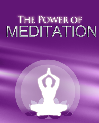 The Power Of Meditation Ebook's Ebook Image