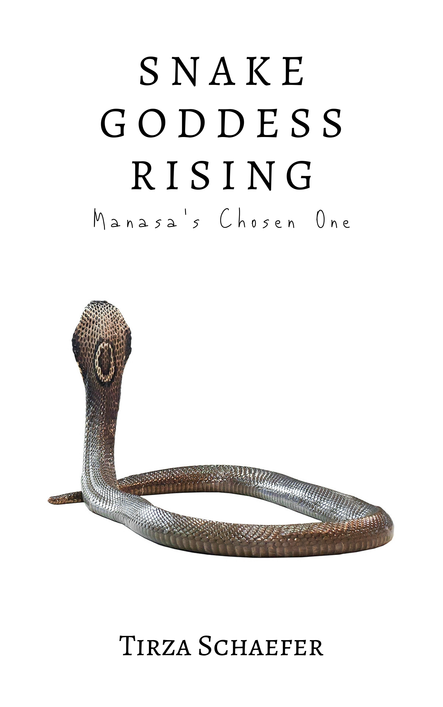 Snake Goddess Rising's Ebook Image