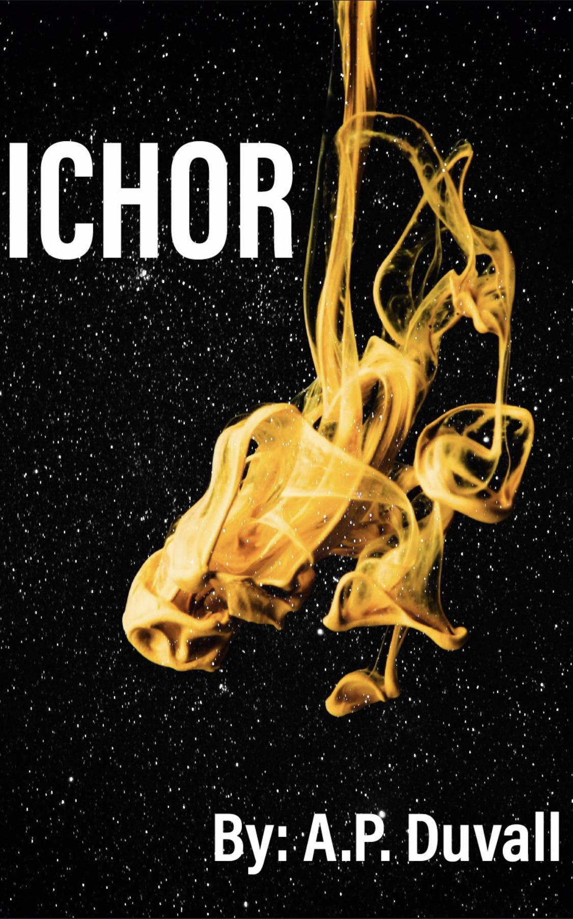Ichor's Book Image
