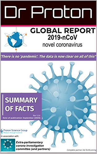 Covid19 False Pandemic's Ebook Image