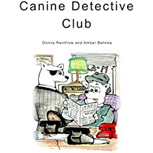 Canine Detective Club's Book Image