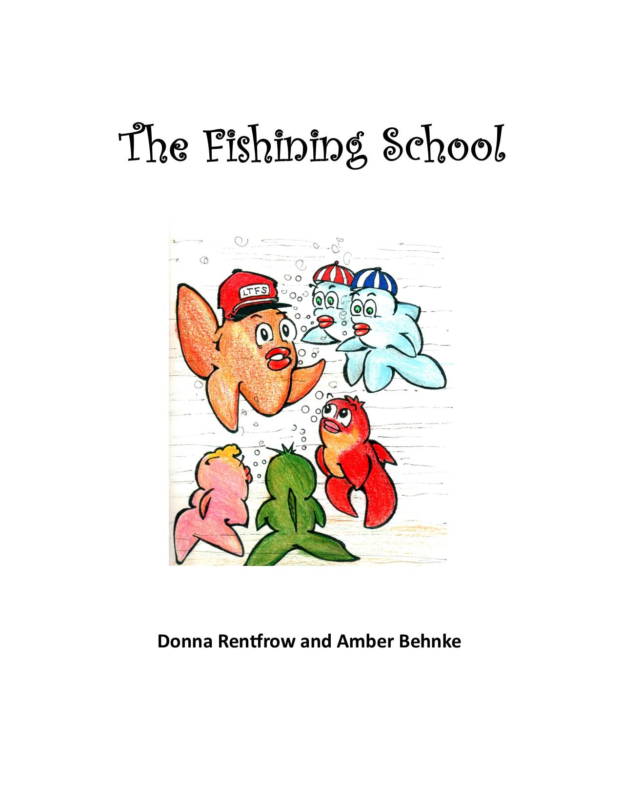 The Fishining School's Ebook Image