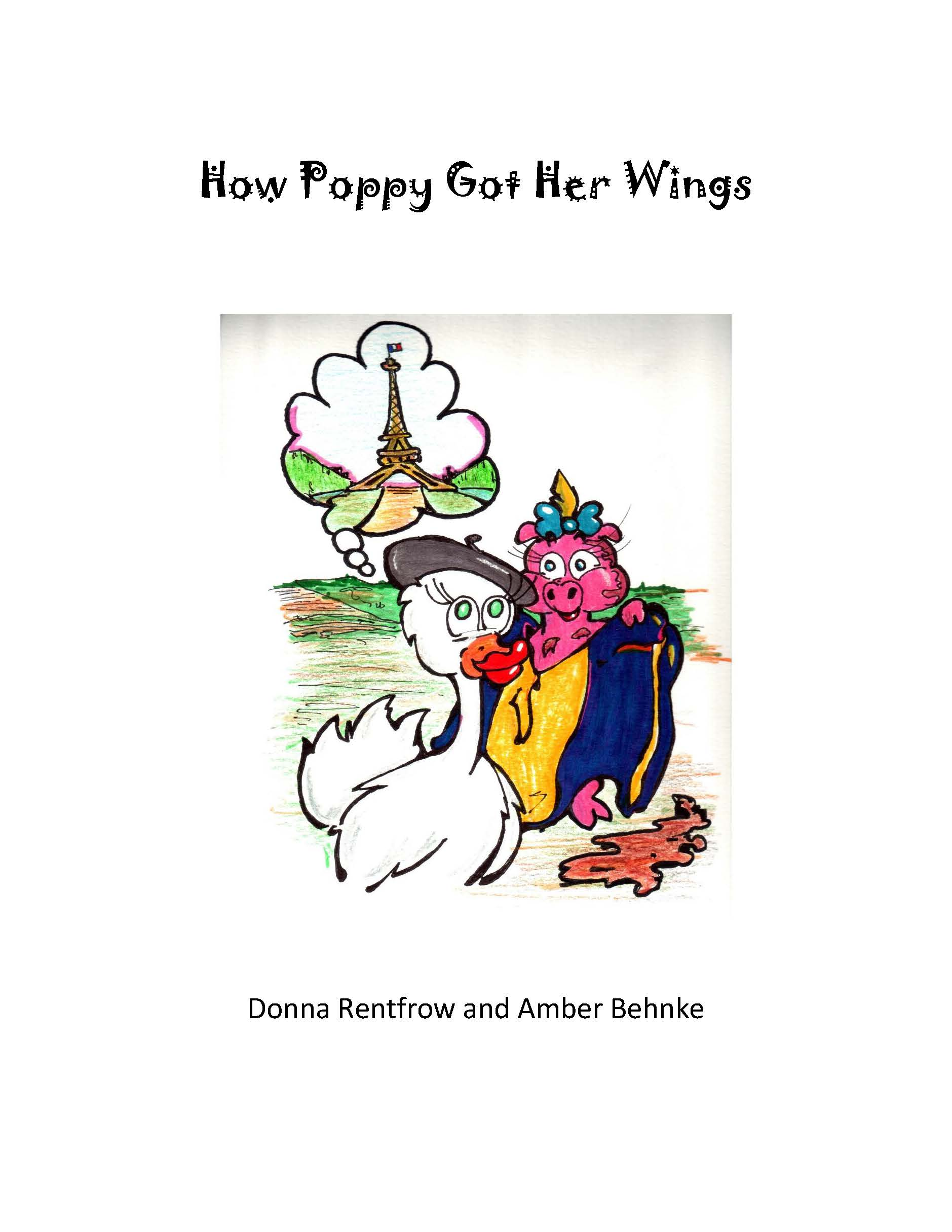 How Poppy Got Her Wings's Book Image
