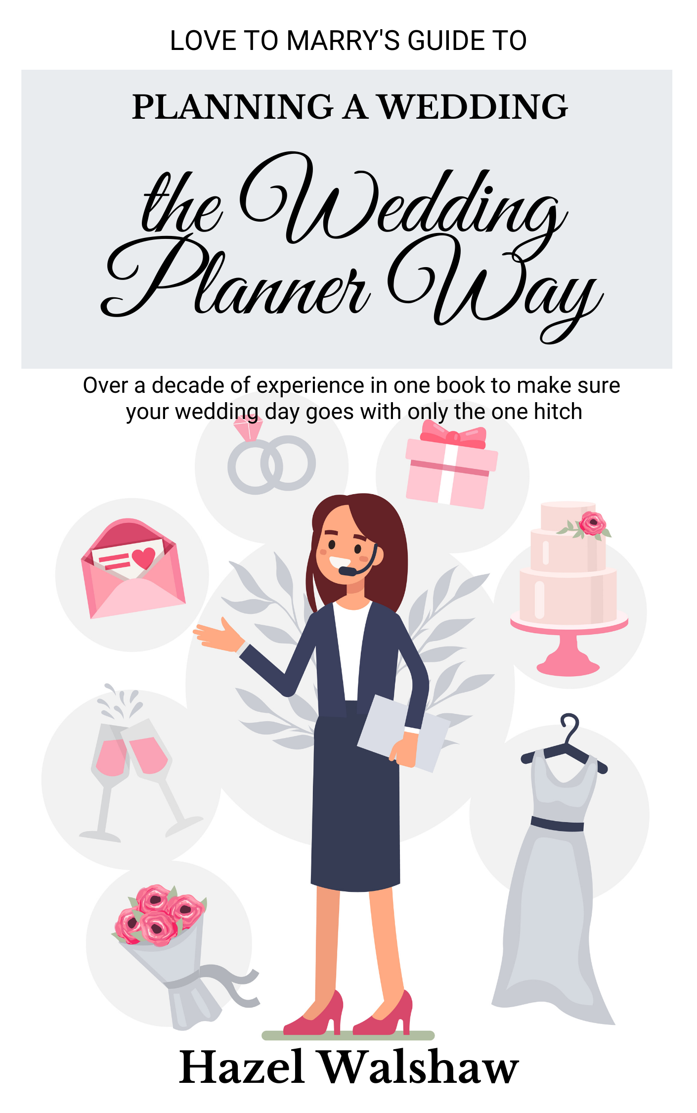 Planning a Wedding the Wedding Planner Way's Ebook Image