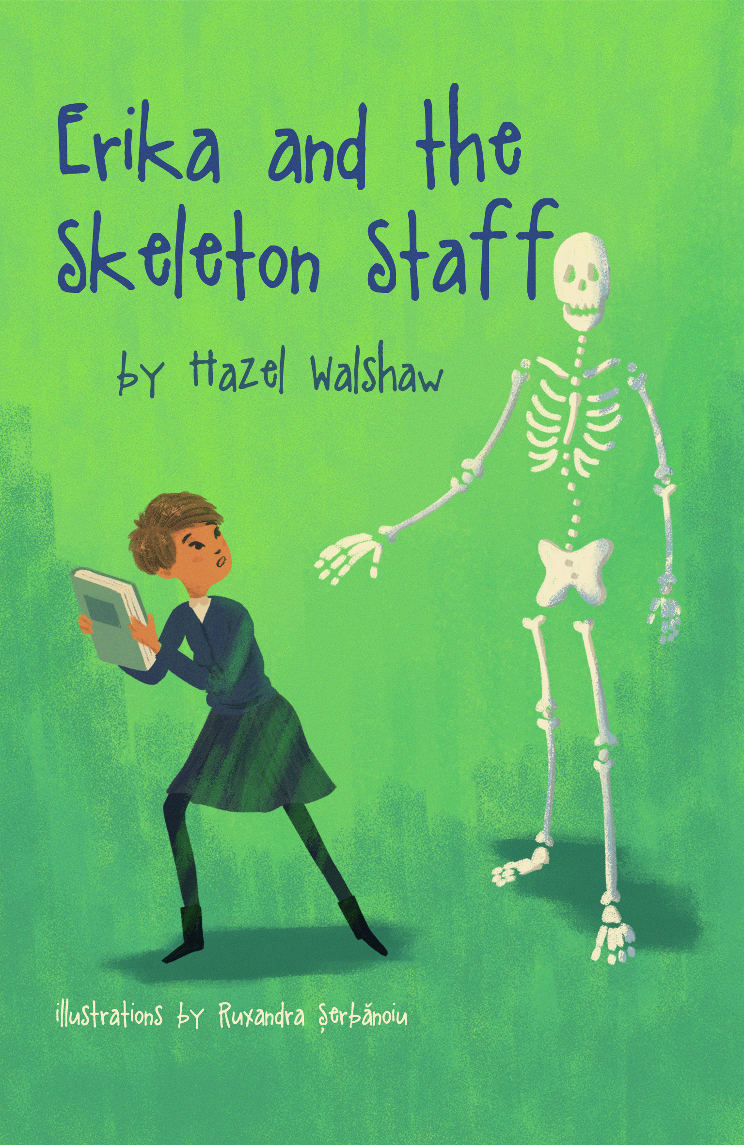 Erika and the Skeleton Staff's Ebook Image
