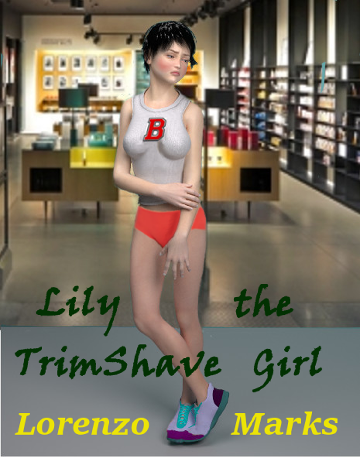 Lily the TrimShave Girl's Ebook Image
