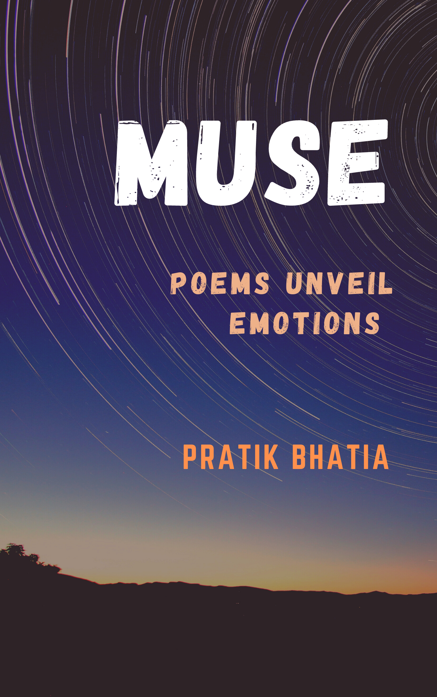 Muse: Poems Unveil Emotions's Ebook Image