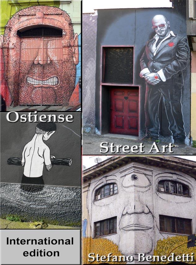 Ostiense Street Art's Book Image