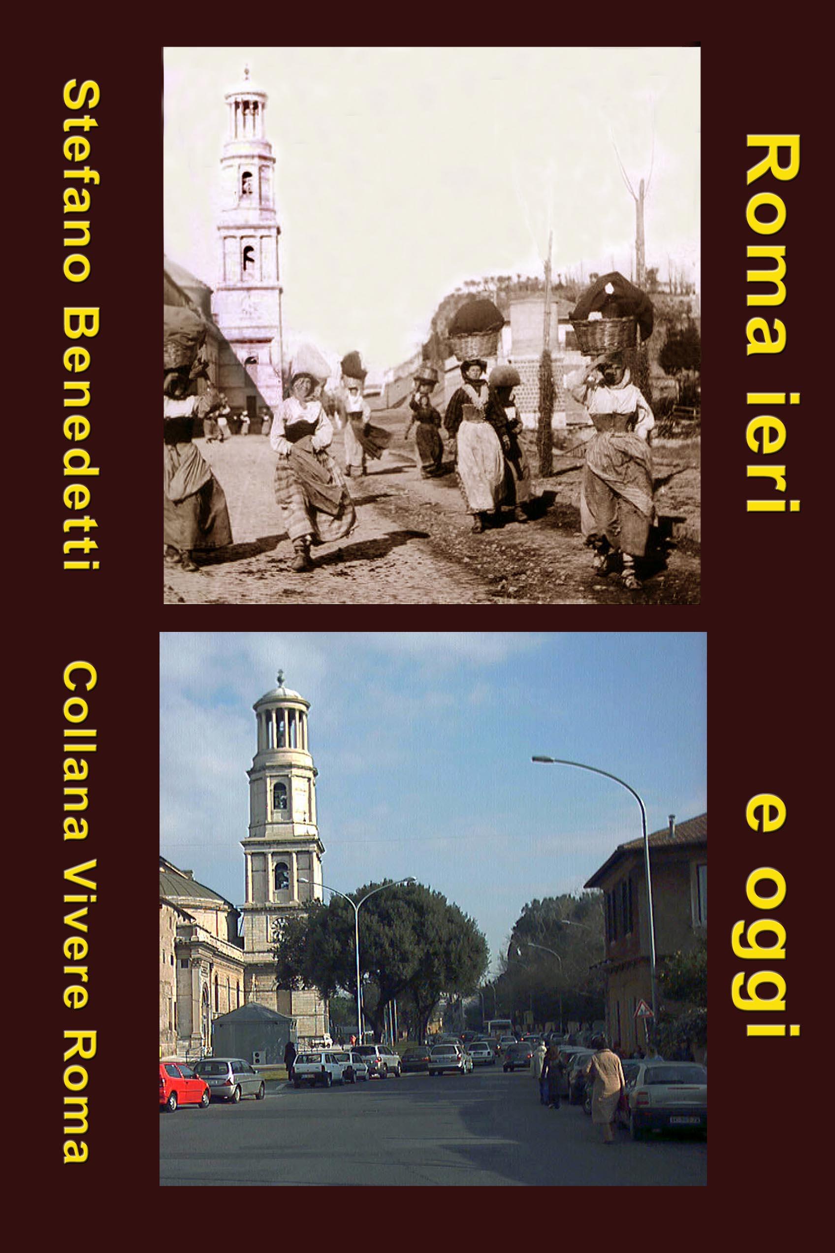 Roma ieri e oggi's Book Image